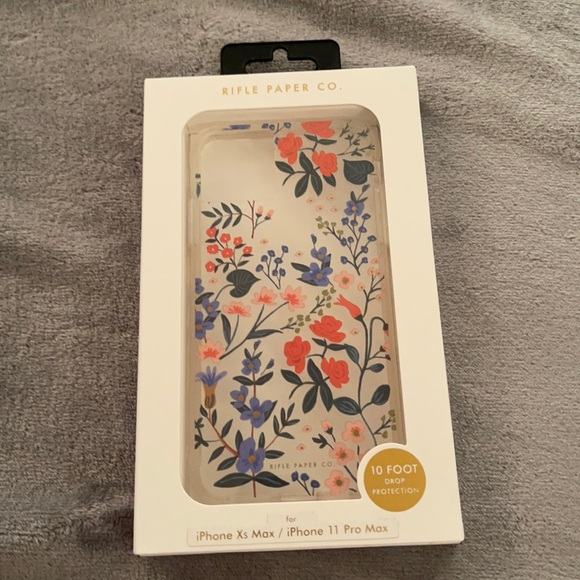 Rifle Paper Co. iPhone 11 Pro Max Case